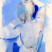 blue, untitled